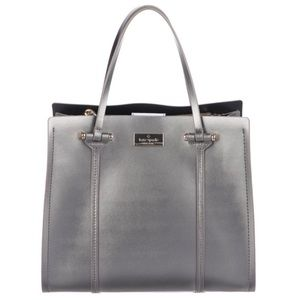 🆕🎁 Kate Spade | Silver Small Elodie Bag